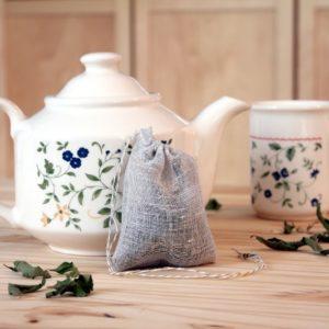 filtre à thé